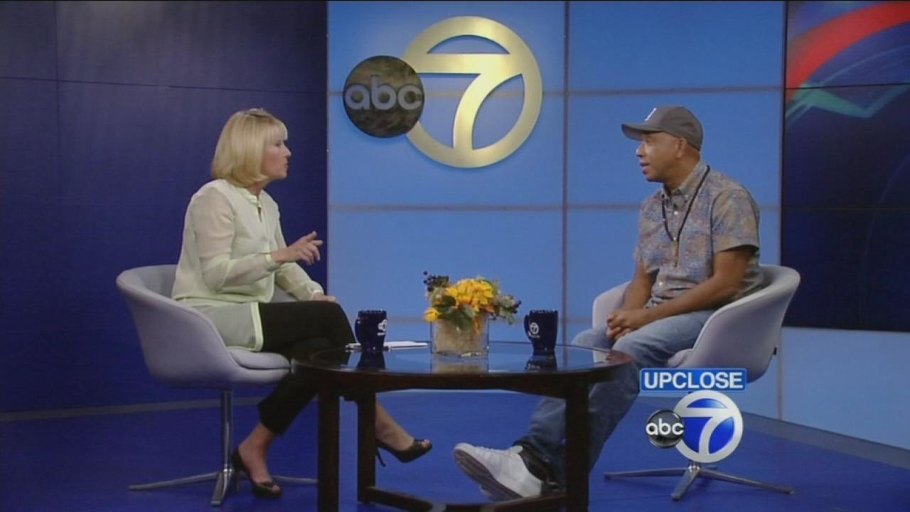 Up Close: Russell Simmons