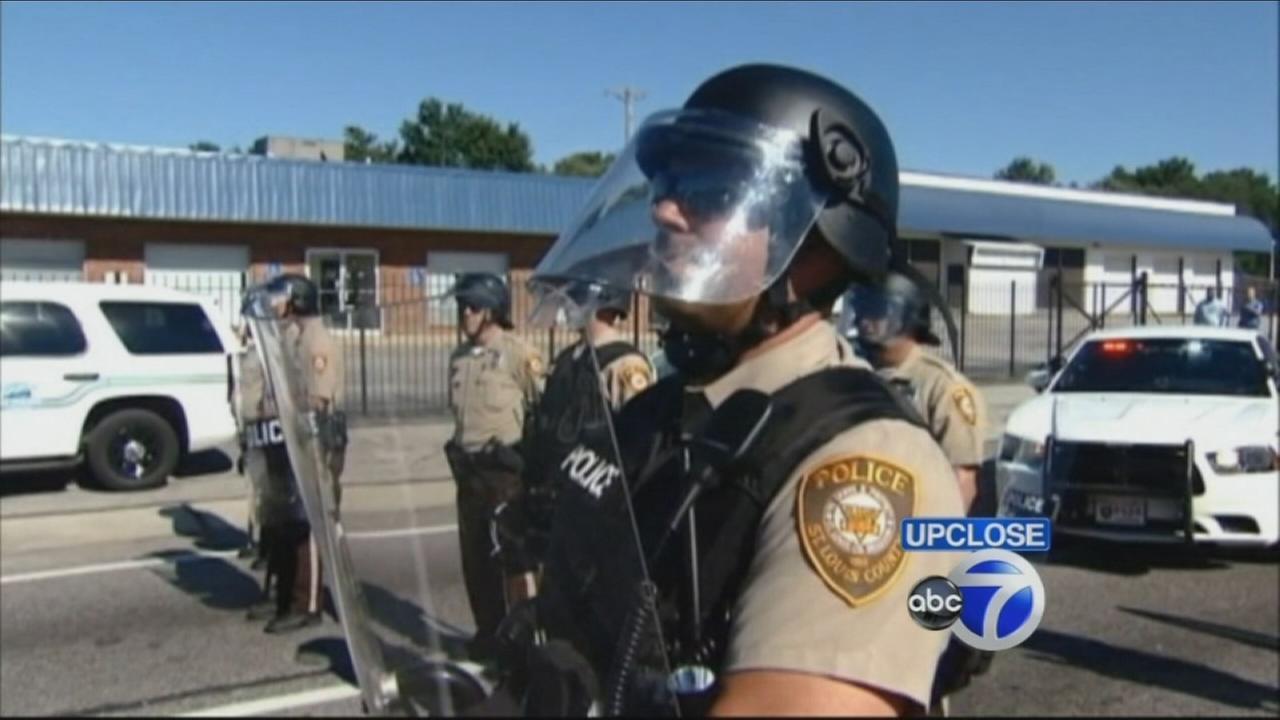 Up Close: Ferguson, Missouri and Eric Garner