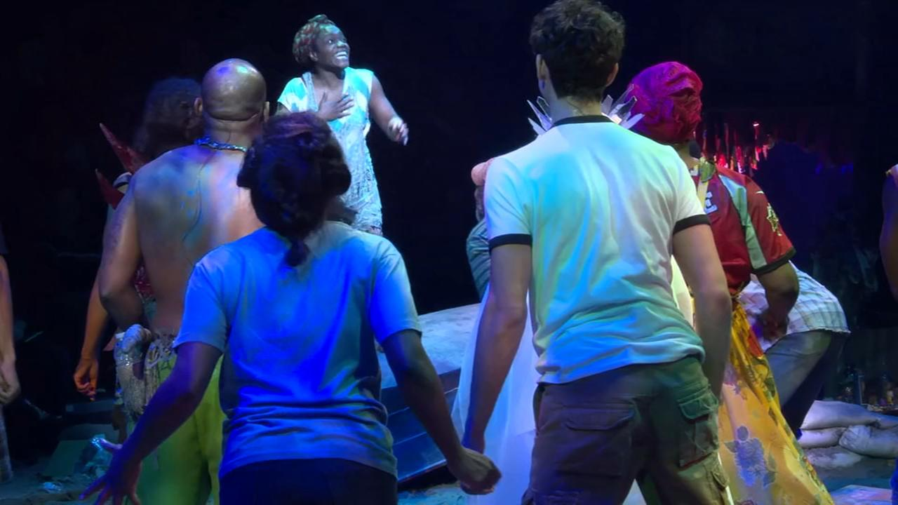 Broadway Backstage: Once on This Island