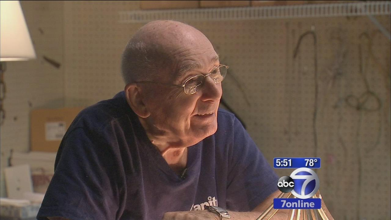 101-year-old celebrates 101st birthday by going to work