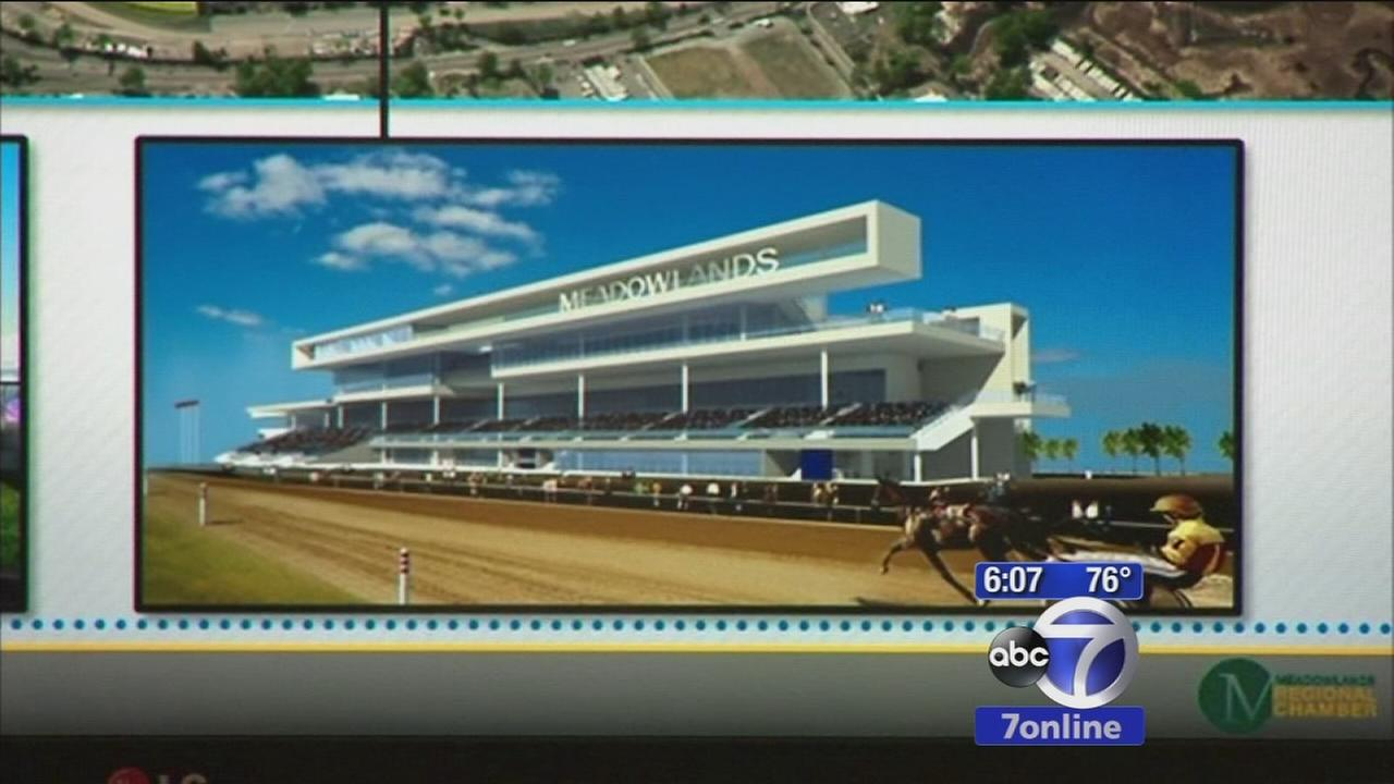 New development, casino proposed for Meadowlands