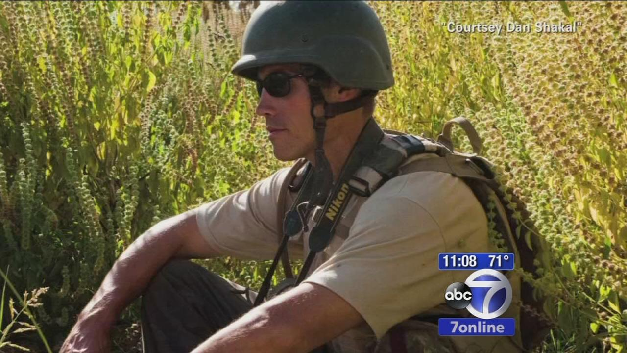 Apparent video of journalist James Foley being executed is released