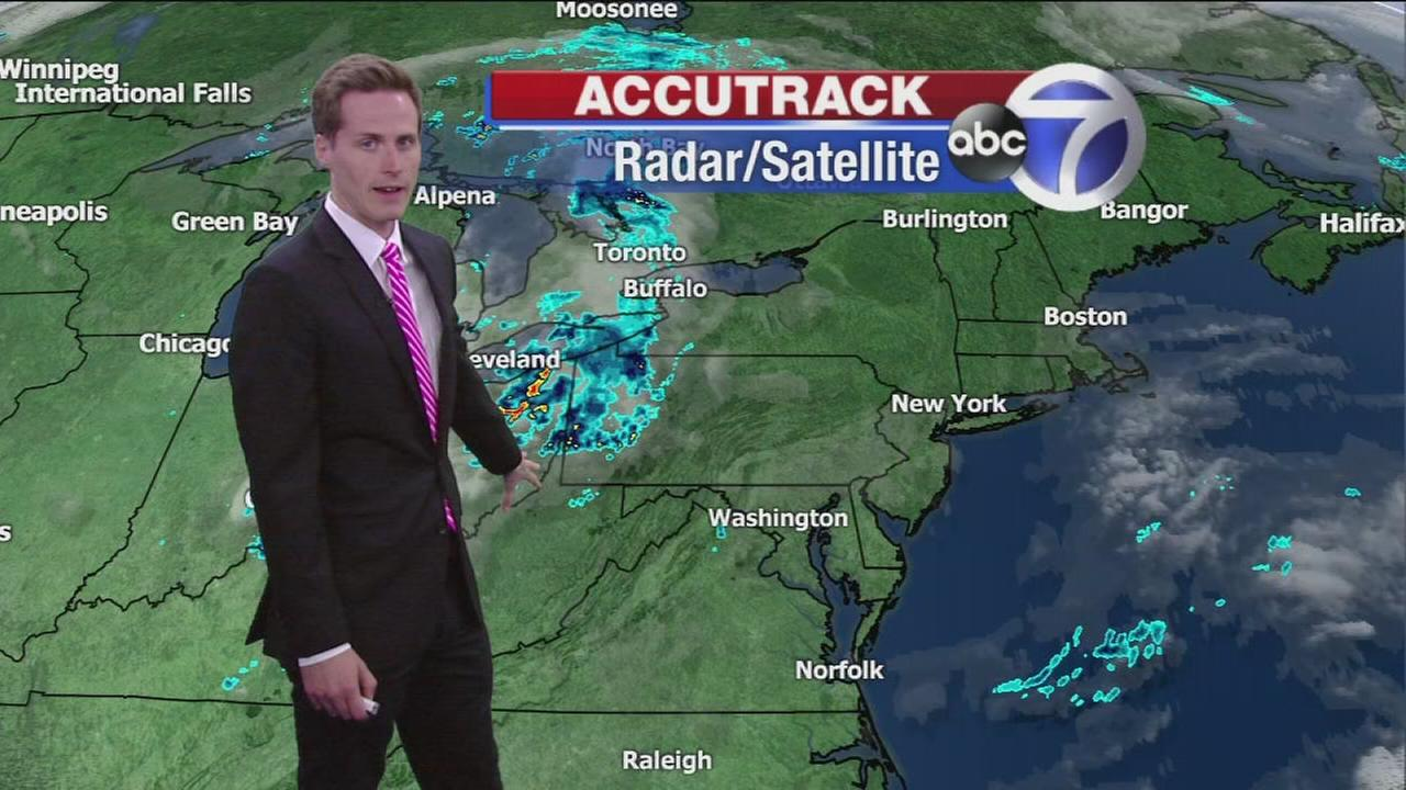 AccuWeather: Great weather continues