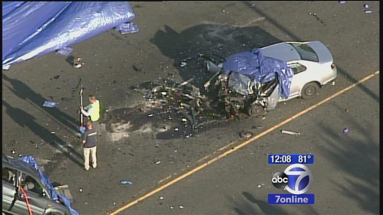 Police investigate deadly crash in Freehold