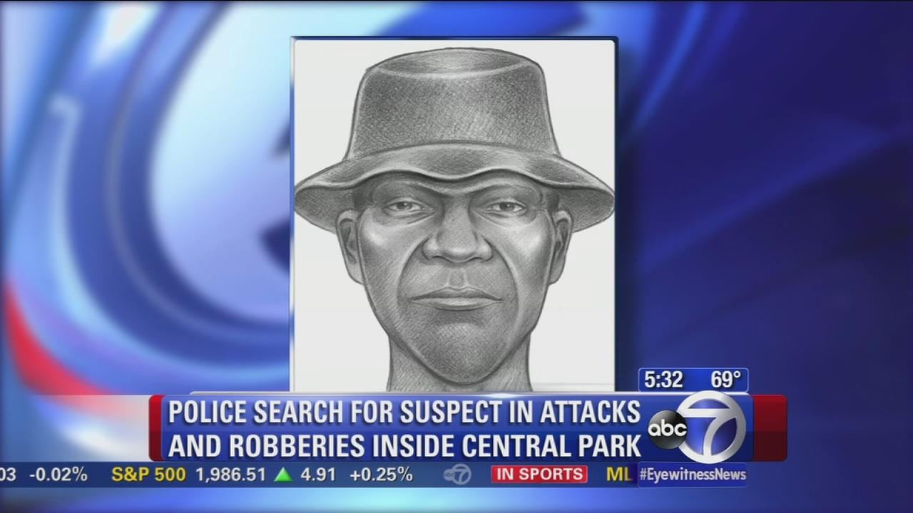Police hunt suspect in Central Park attacks