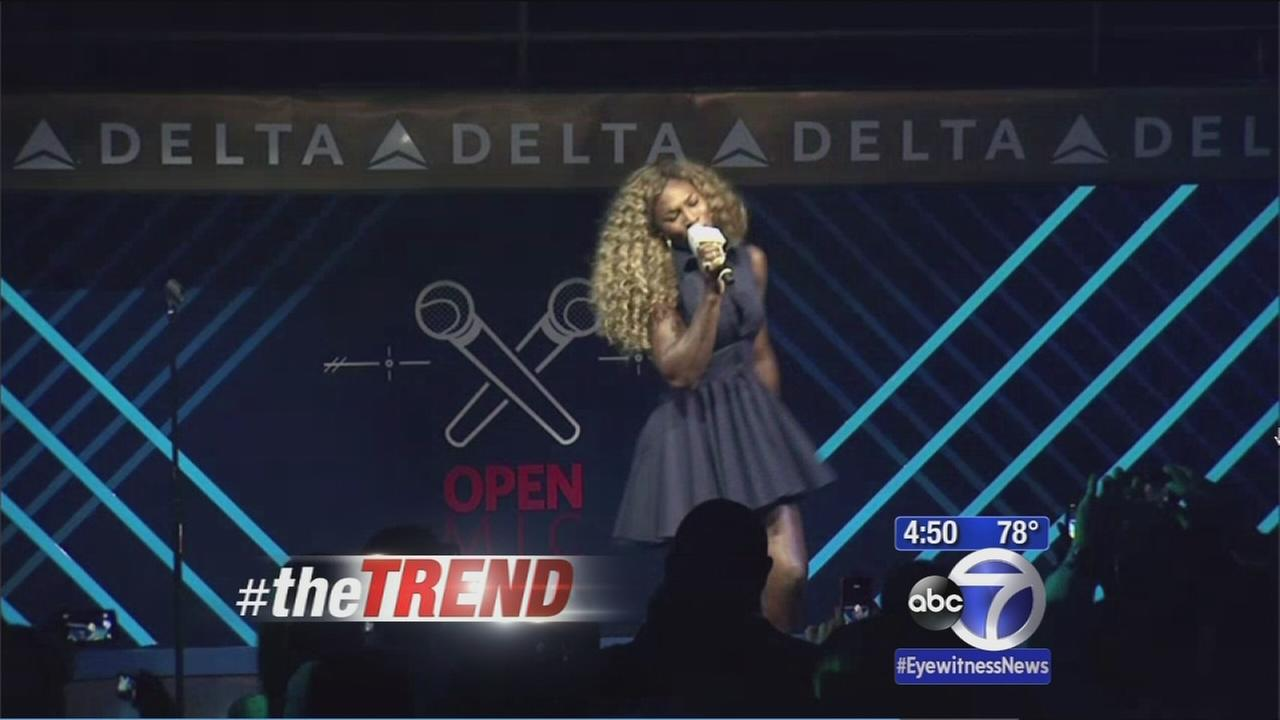 #theTREND: Serena Williams, Tom Hanks, and more
