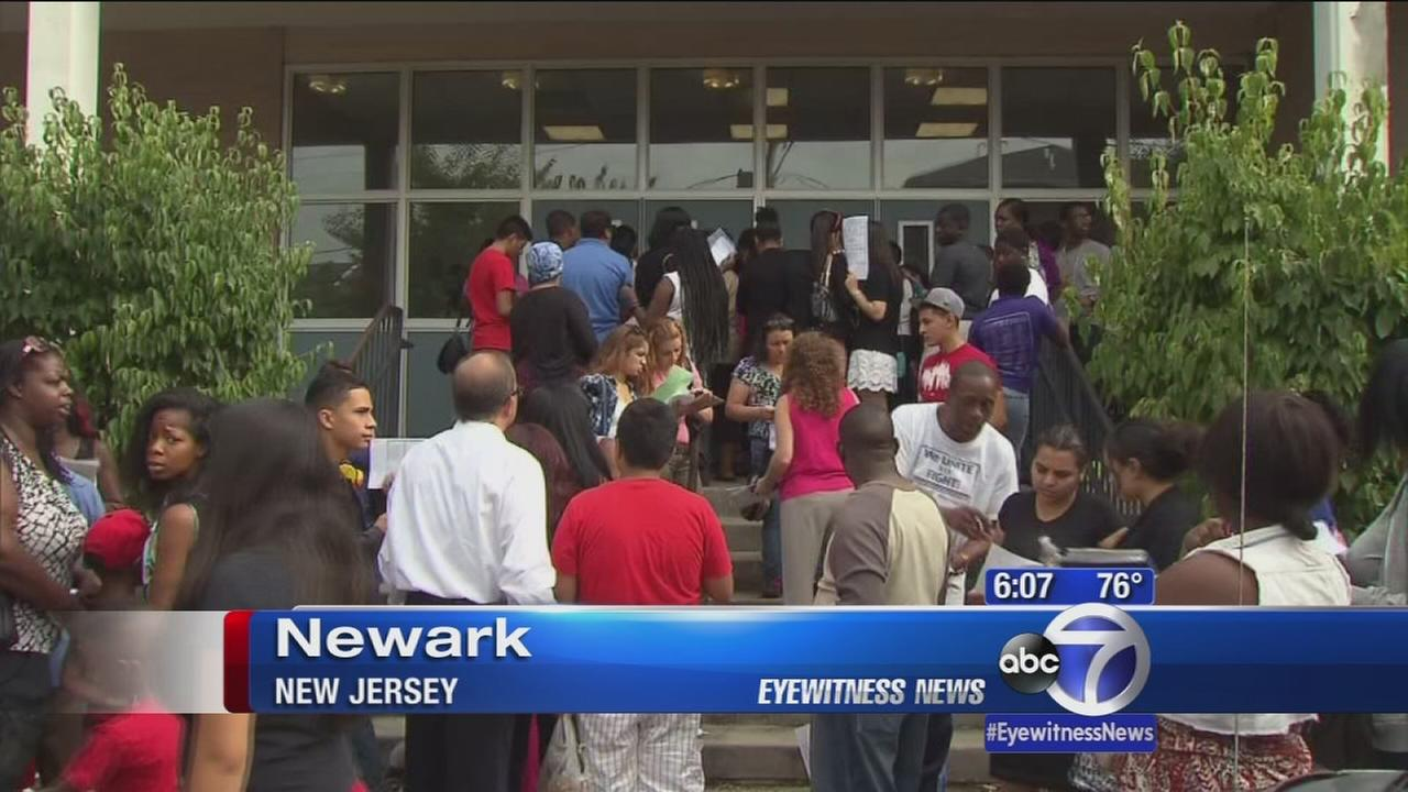 School enrollment problem plagues Newark families