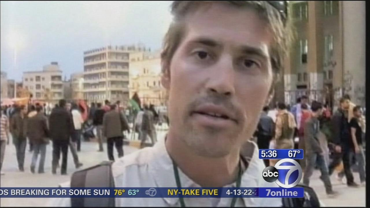 United States next move afterb the death of American journalist James Foley