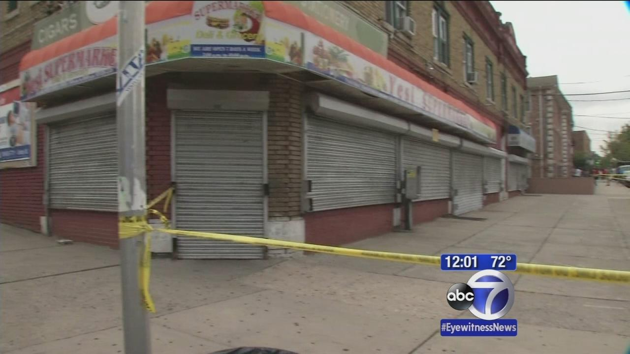 Merchant in Newark abducted, killed