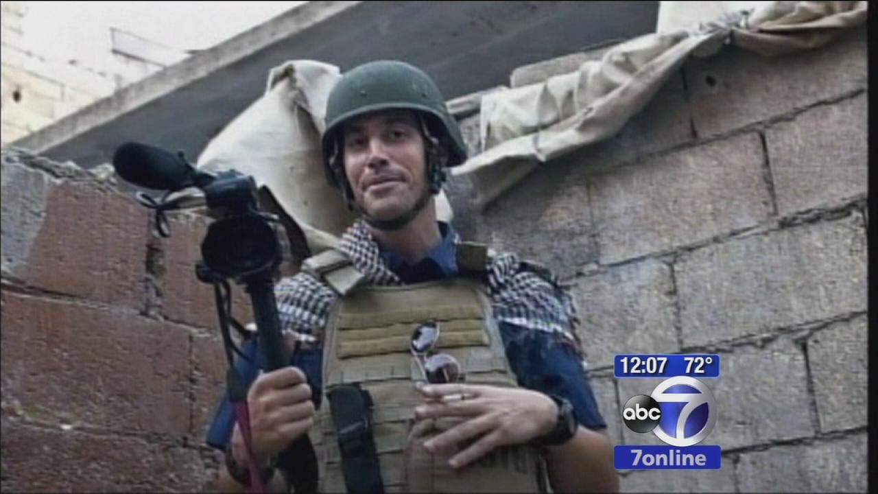 Siblings of executed American journalist James Foley