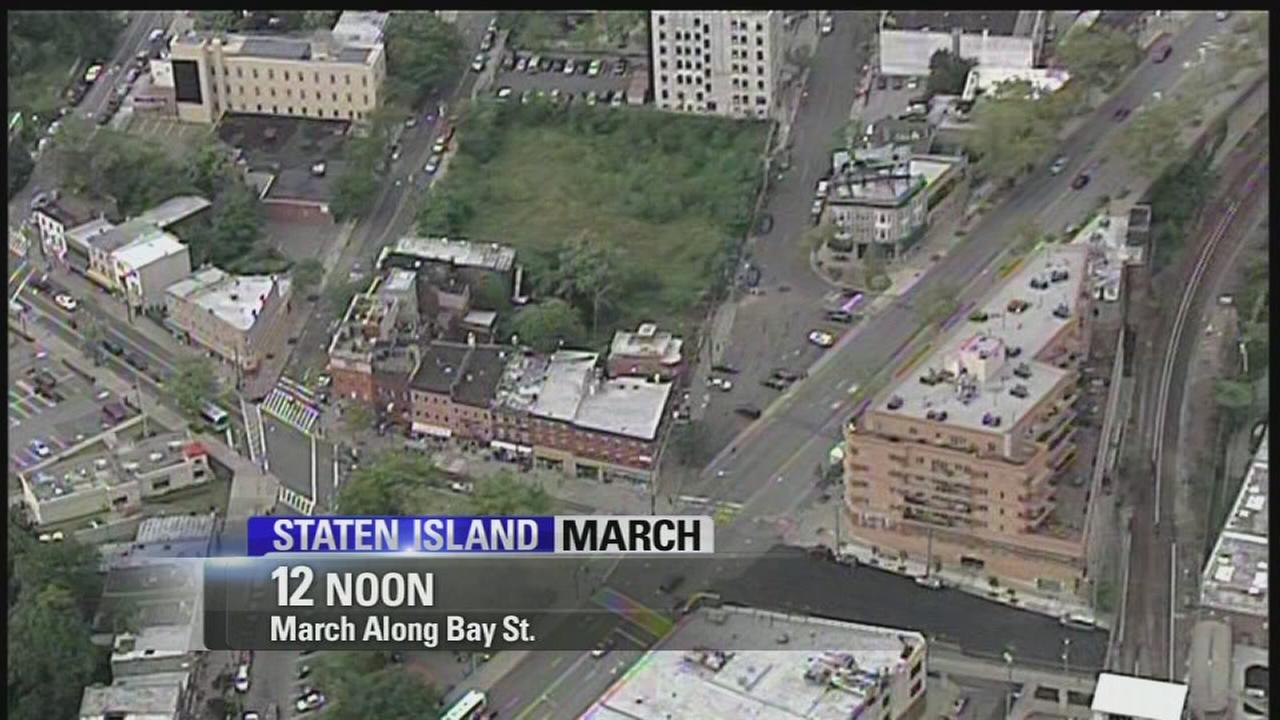 March Saturday to rally in Staten Island Saturday
