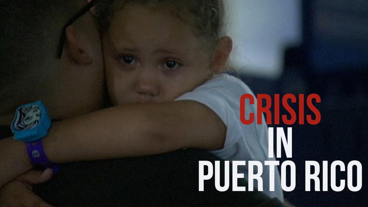 puerto rico hurricane maria crisis recovery