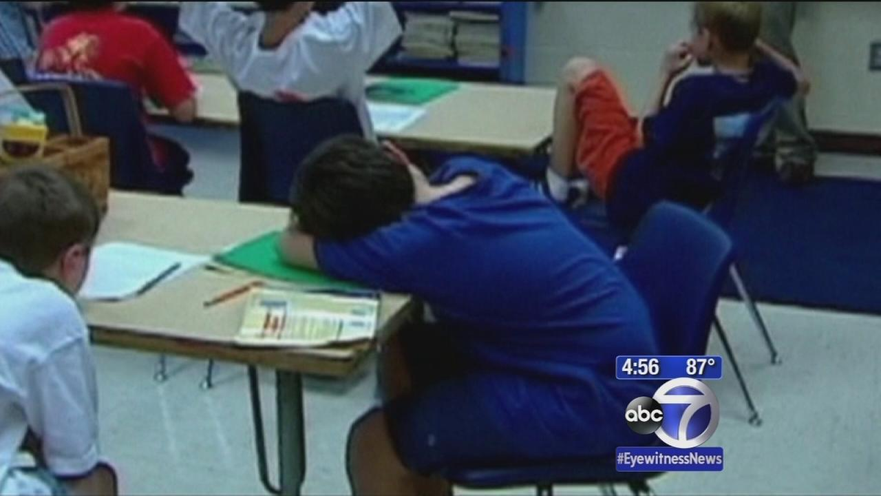 Doctors want schools to have later start times
