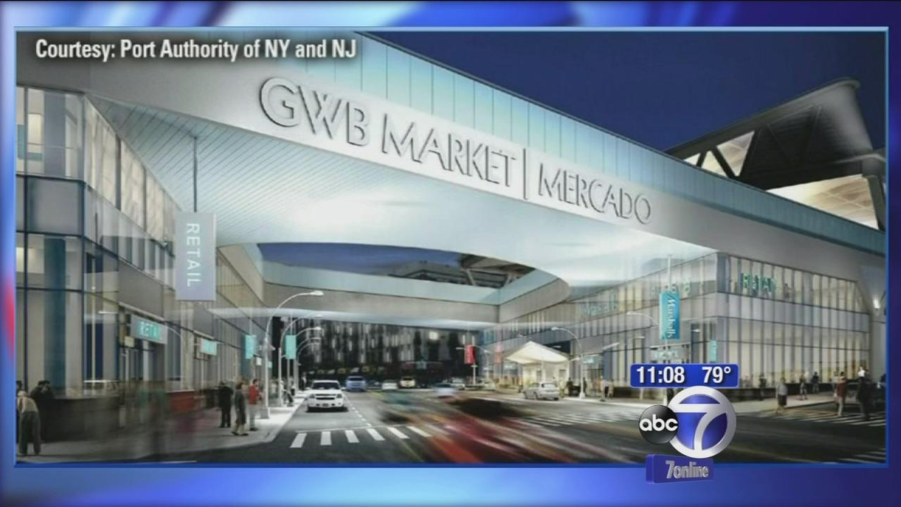 GWB Bus Terminal shut down for renovation