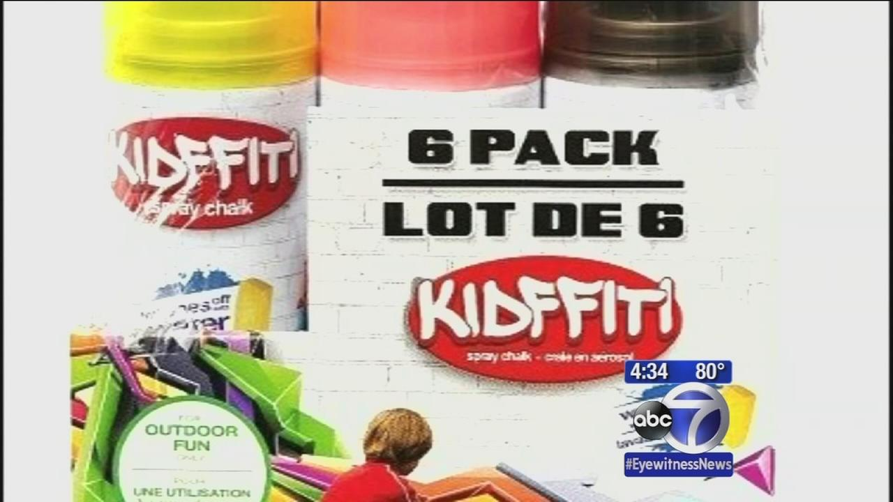 Lawmaker wants Kidffiti pulled from shelves