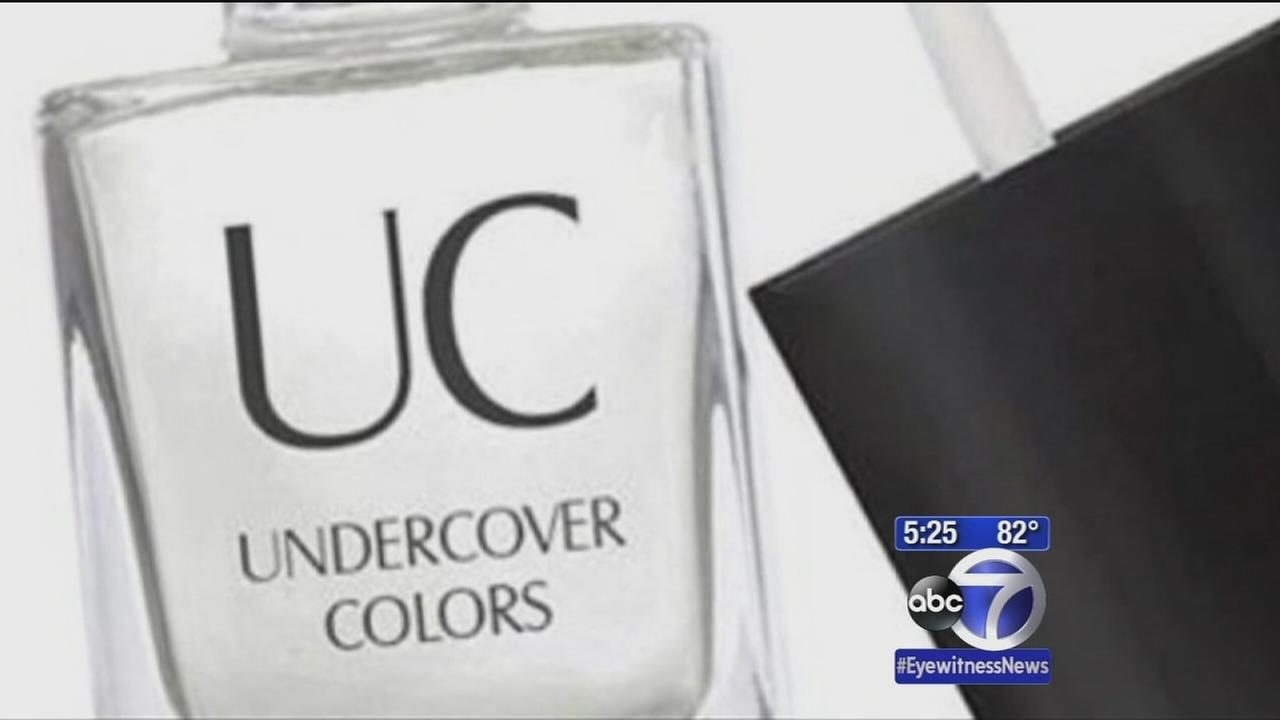 Nail polish can detect date rape drug