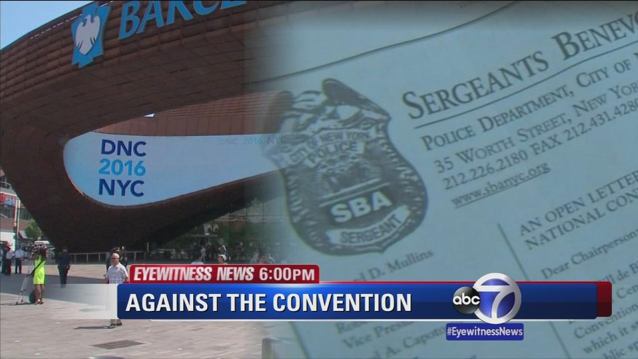 SBA speaks out against DNC convention proposal