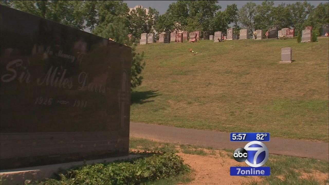 Woman wants to be buried among jazz greats
