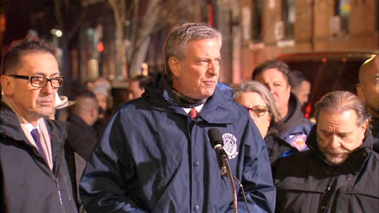 Mayor, officials give update on tragic Bronx fire