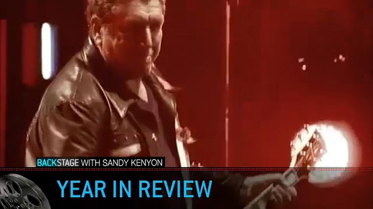 backstage with sandy kenyon year in review