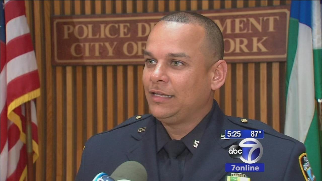 Officer saves toddler who stopped breathing