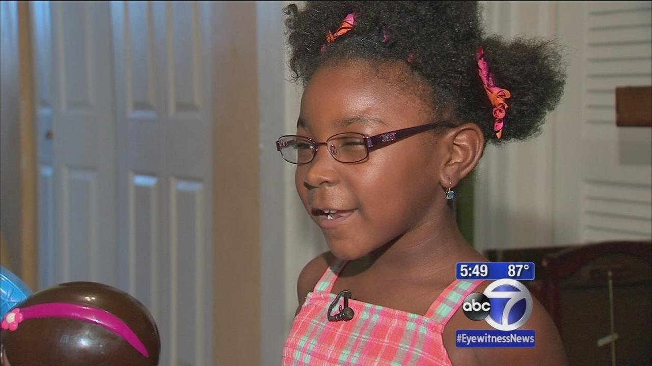 Girl battling a serious illness gets wish