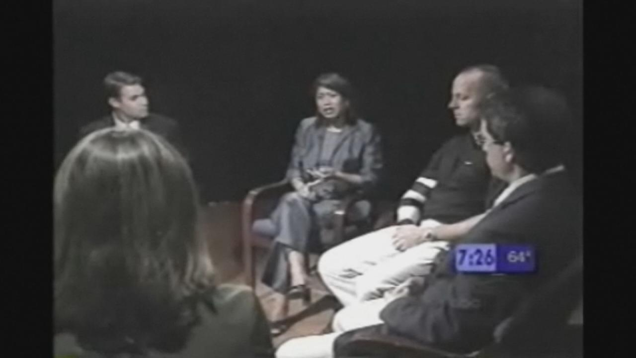 Eyewitness News Roundtable on 09/11/02