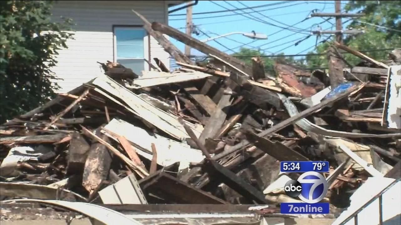 Paterson church looks to rebuild after fire