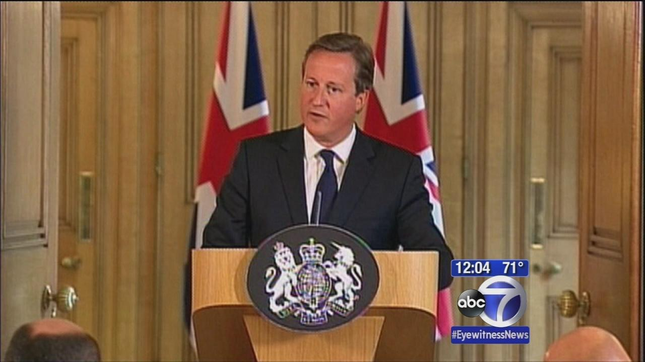 Britain raises terror threat to severe