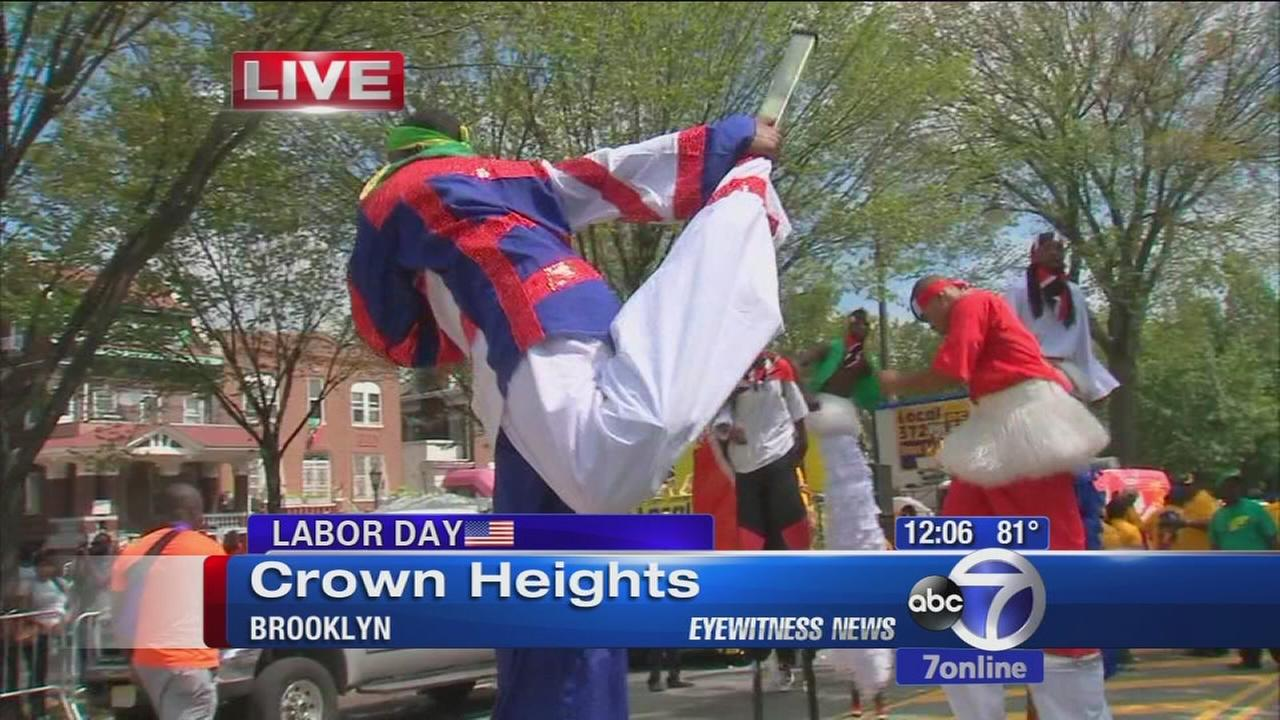 West Indian Day Parade celebrates heritage