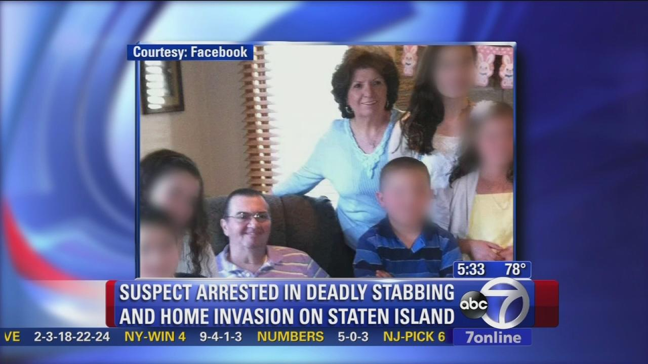 Suspect arrested in deadly Staten Island home invasion