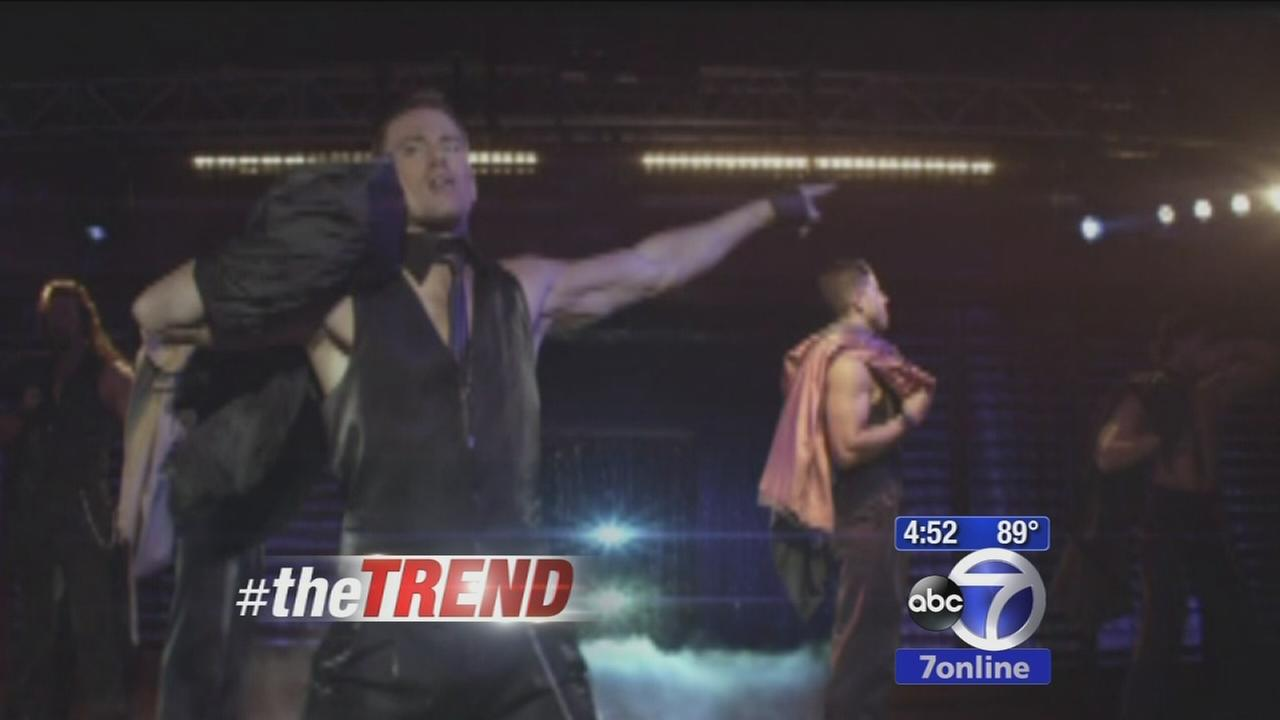 The Trend: Jolies wedding dress and more Magic Mike