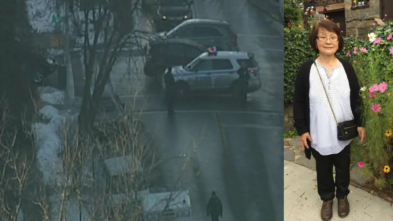 Arrest in hit-and-run that killed elderly woman leaving church in Flushing