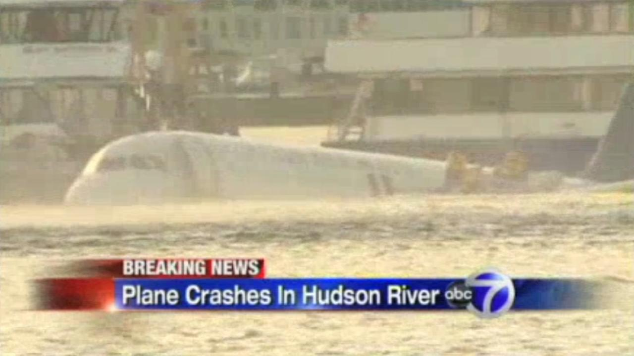 2009 breaking news coverage: Miracle on the Hudson (part 1)