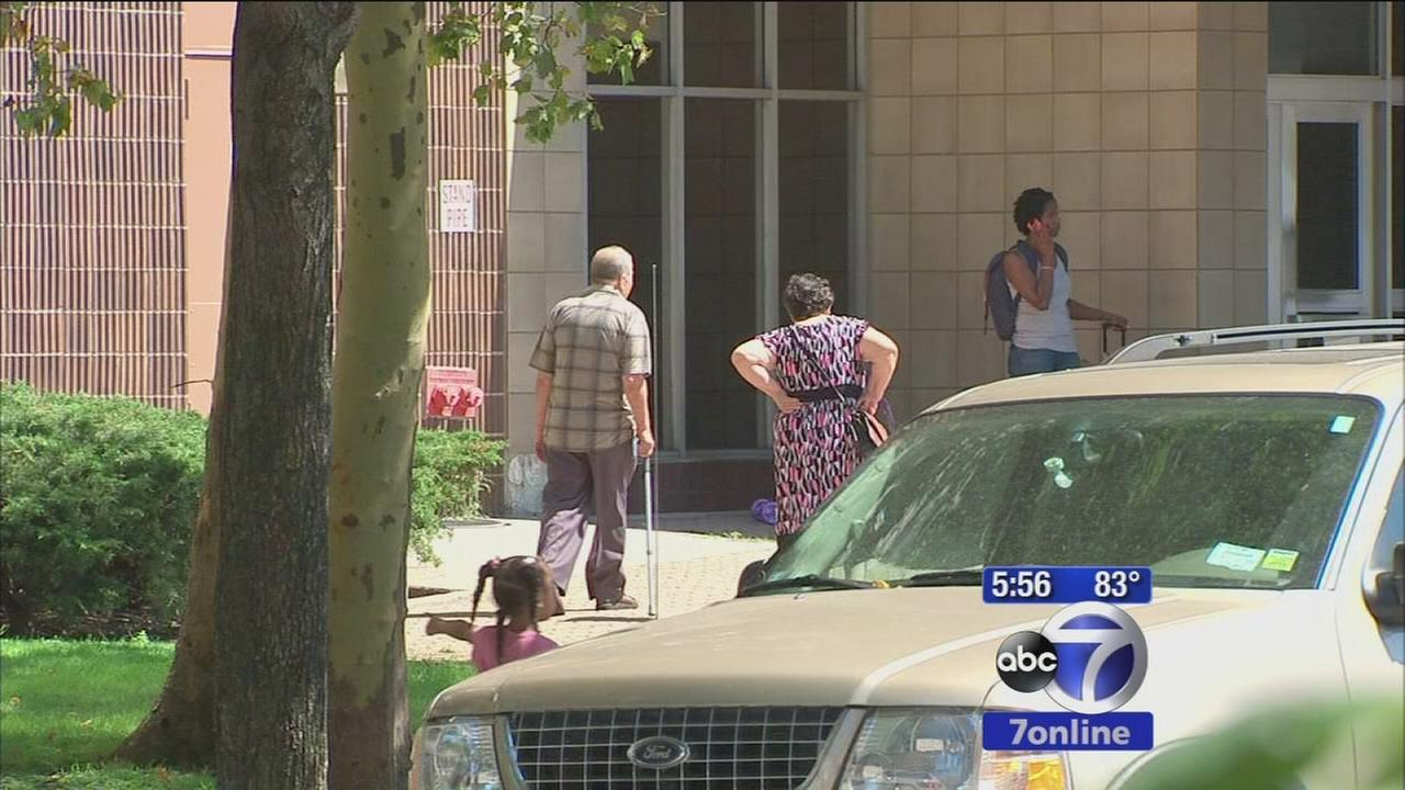 Brooklyn apartment building goes without AC