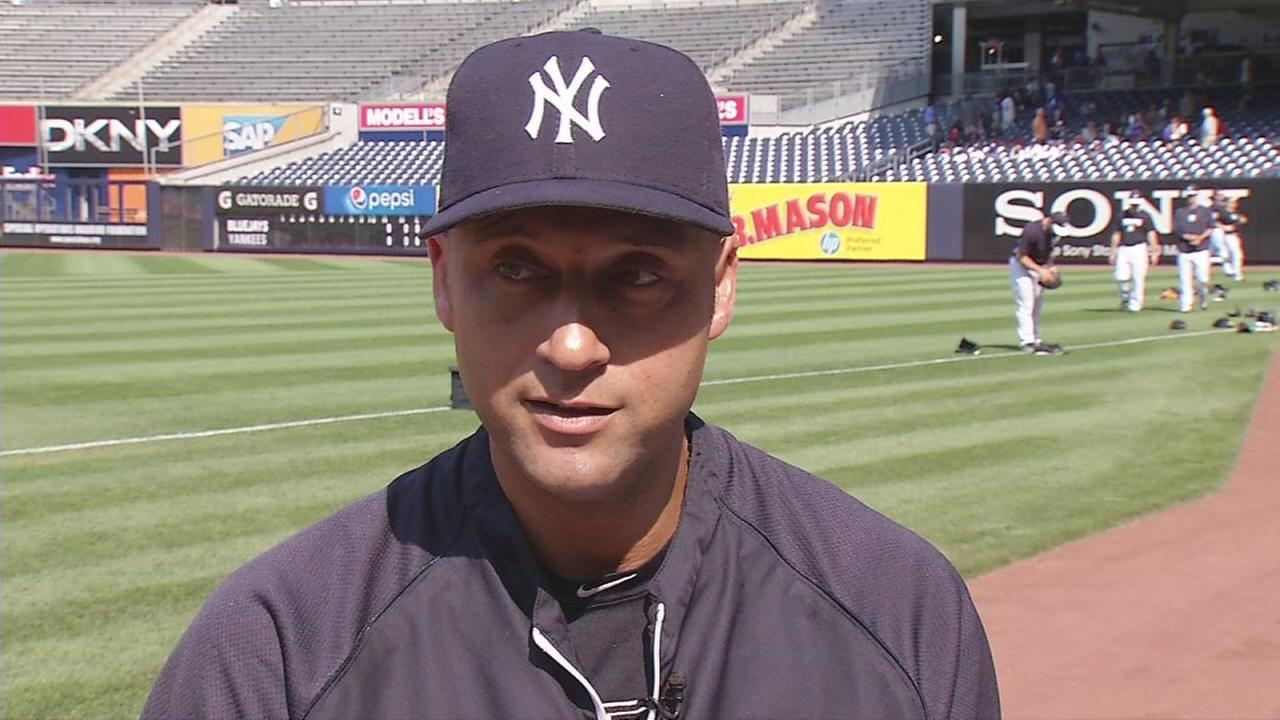 Derek Jeter reflects on his final season