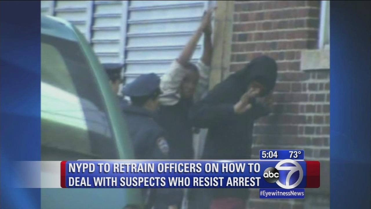 NYPD outlines new procedures for training officers