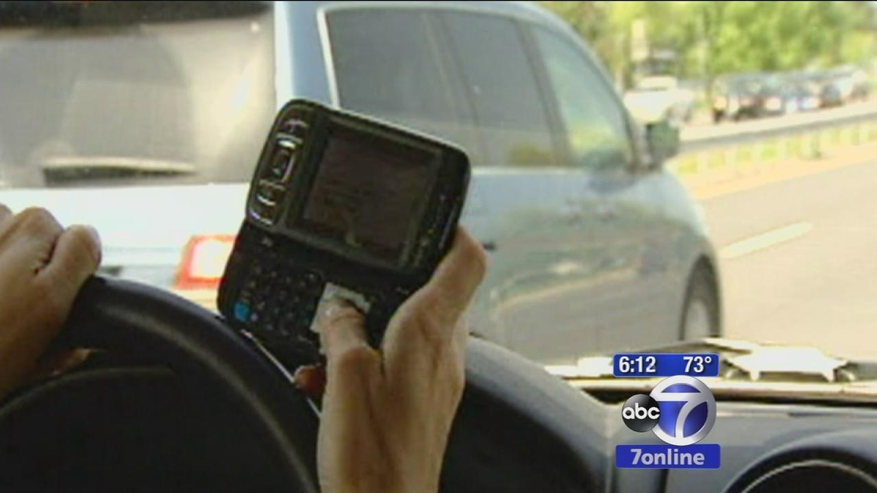 Nassau County cracks down on texting while driving