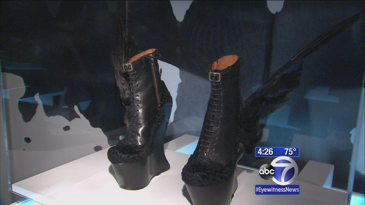 Killer museum exhibit - thats made for walkin