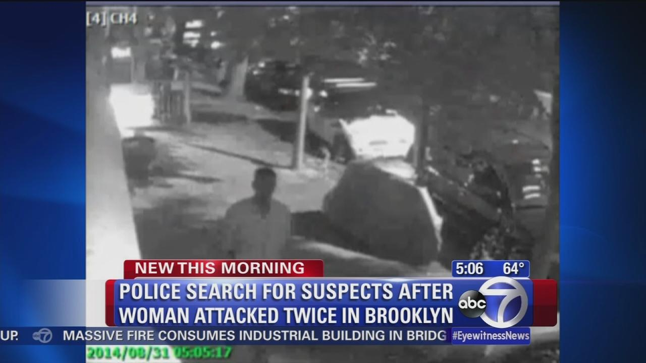 Woman sexually assaulted twice within an hour in Brooklyn