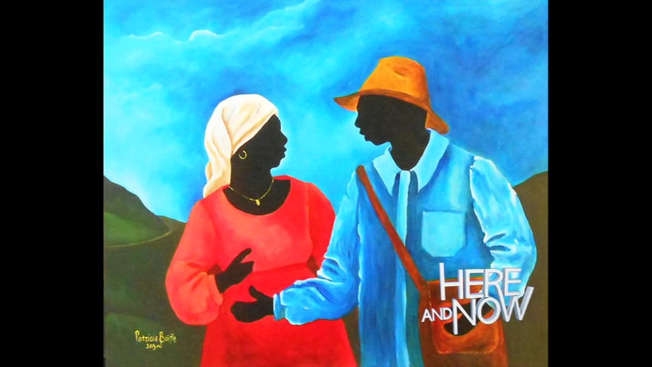 Here and Now; Febryuary 11, 2018  Harlem Fine Arts