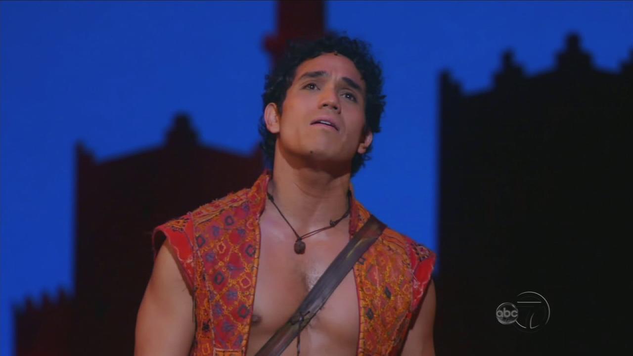 Part 1: Backstage Pass: Disneys Aladdin
