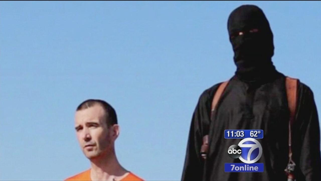 Diplomatic push grows against Islamic State group after latest beheading