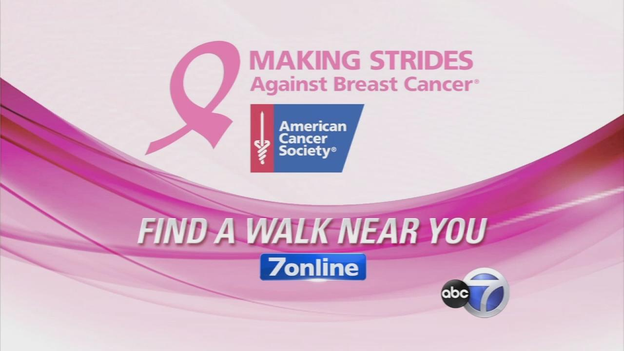makingstridesbreastcancer