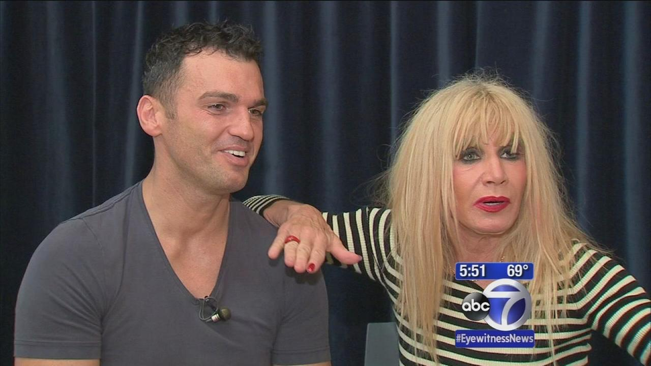 Designer Betsey Johnson ready for premiere of Dancing With The Stars