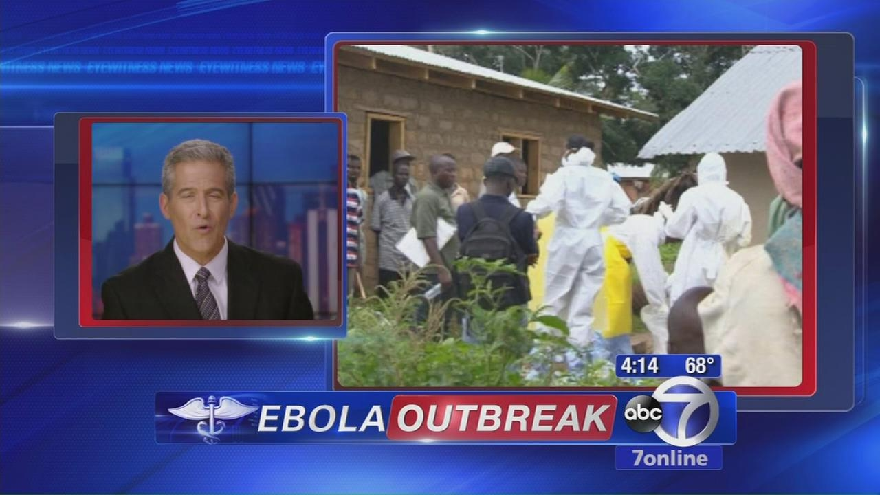 President Obama announces new push to fight Ebola outbreak