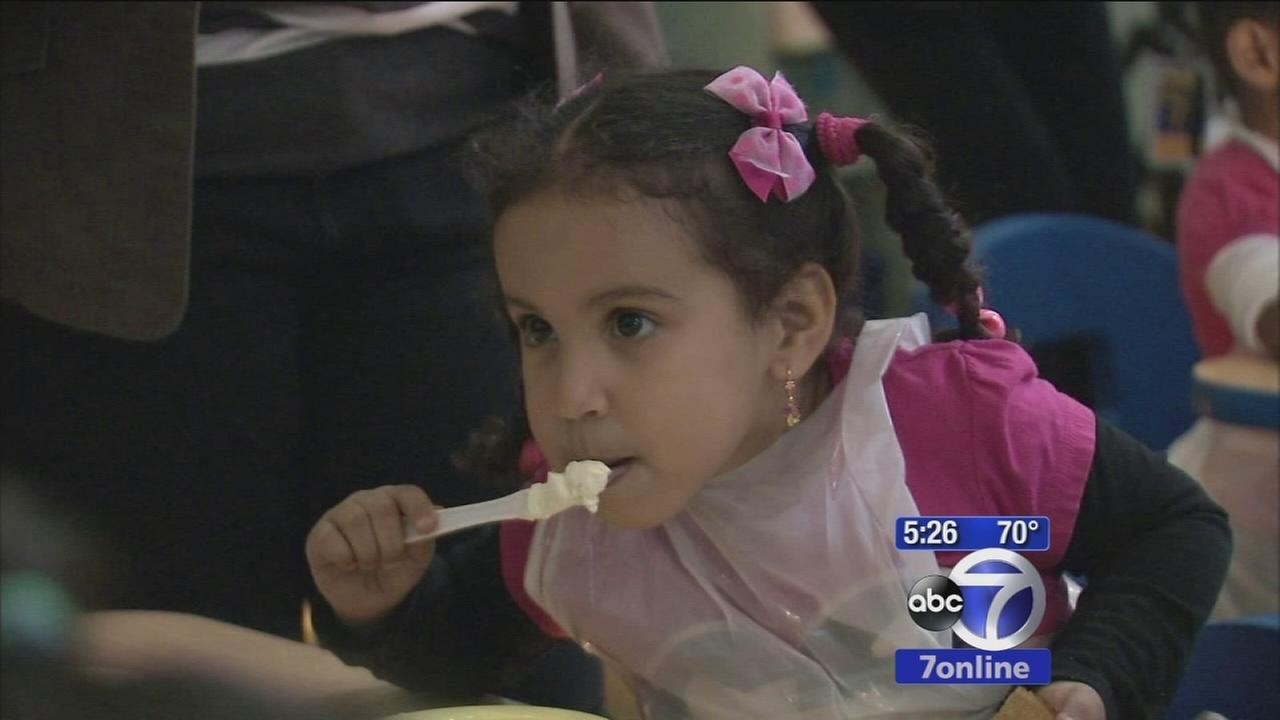New initiative helps young students get healthy food