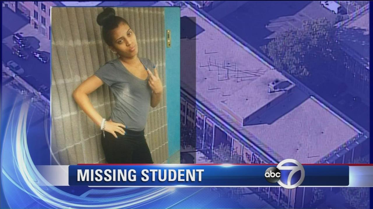 15-year-old special needs student missing