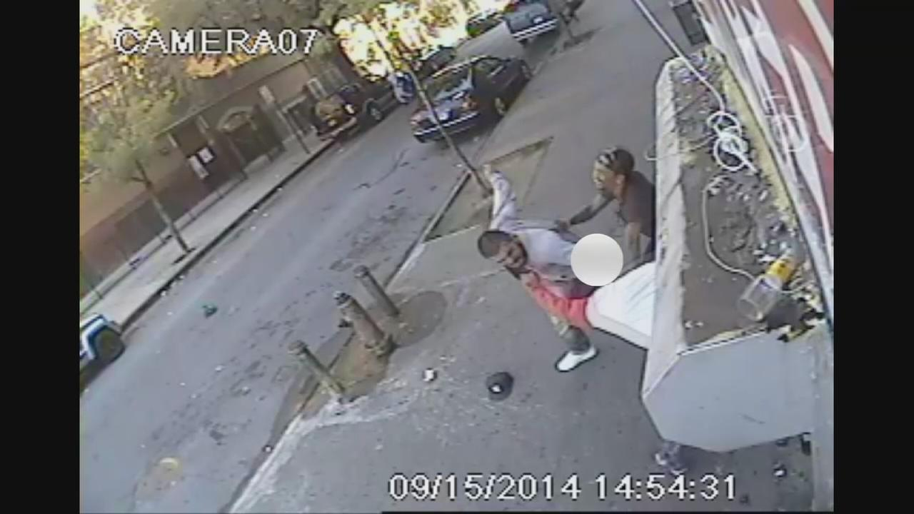 Video captures assault, shooting in the Bronx