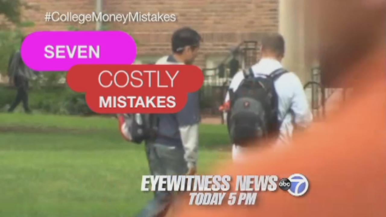 Is your student making these money mistakes?